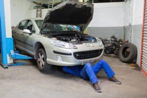 Tricks for Spotting Vehicle Suspension Problems