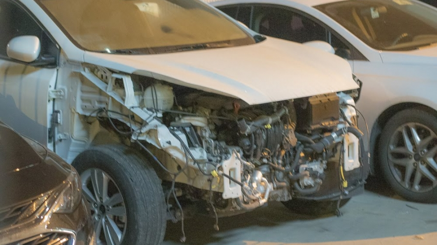 What Is the Cost of Collision Repair?