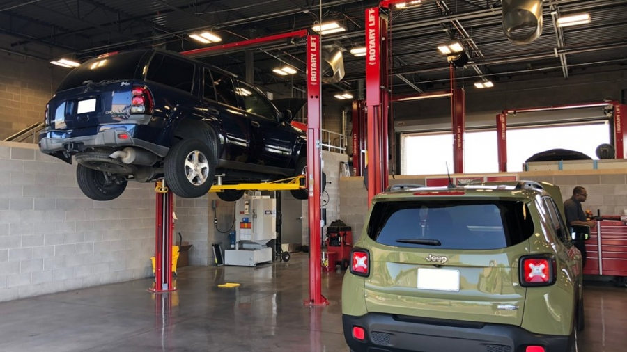 Signs It's Time for Suspension Repair