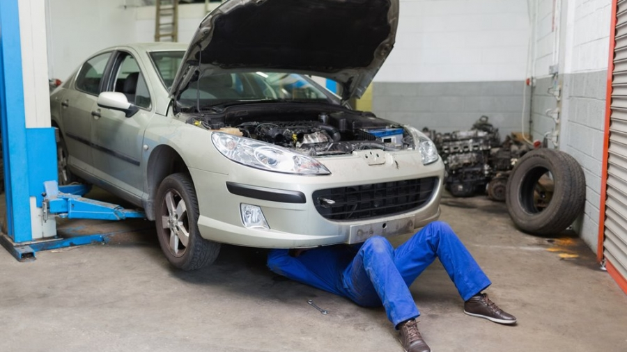 The Cost of a Standard Oil Change